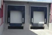 SAS d'étanchéité rétractable - Sas à structure en acier galvanisé