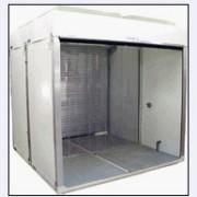 SAS de décontamination anti amiante 2 ou 3 compartiments - 2 ou 3 compartiments et  dimensions variées