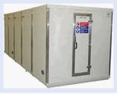 SAS de décontamination pour désamiantage 5 compartiments - 5 compartiments