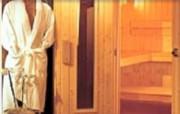 Sauna 124 x 124 - Ref : F BABY