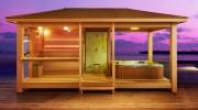 Sauna professionnel - Sauna, Jacuzzi, douche