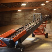 Sauterelle stockage céréale - Longueur : 9 m