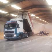 Sauterelle transport céréale - Longueur : 10 m