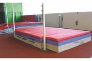 Sautoir modulaire taillé - Certifié IAAF N° E-06-0442 - Mousse Alvéolée