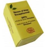 Savon d'Alep rare 30% huile de laurier