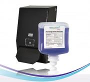 Savon désinfectant moussant - Conditionnement : 1 Litre (6/caisse)  - Couleur : Noir