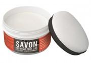 Savon nettoyant régénérant cuir - Pot de 250ml + Une éponge comprise