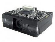 Scanner décodeur codes barres - Capteur optique : 300 scans/seconde - Code barre 1D