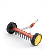 Scarificateur sur roues 30 cm - Largeur (en cm) : 44.5 - Hauteur (en cm) : 38