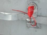 Scellé à serrage progressif SP250 - Scellé à serrage progressif