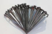 Scellé à système de fermeture automatique - Scellé feuillard acier