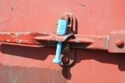 Scellé clou de securité pour container - Diamètre : 11 mm - Longueur : 84 mm