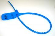 Scellé de sécurité plastique à serrage progressif - Scellé plastique SBS