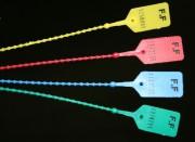 Scellé plastique MINISEAL - Scellé plastique à serrage progressif