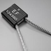 Scellés câble galvanisé