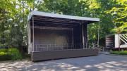 Scène mobile 60m²  - Surface : 60,30 m2