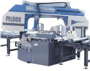 Scie à ruban à Descente semi-automatique ARG 600-1000 Plus - ARG 600-1000 Plus