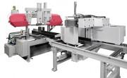 Scie à ruban capacité 500 x 310 mm - Scie a ruban coupe biaise Capacité (mm) : 500 x 310