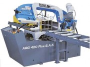 Scie à ruban Cycle à Descente semi-automatique ARG 400 Plus - ARG 400 Plus