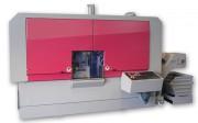 Scie à ruban horizontale type HBM - Capacité (mm) : 440 - 540 - 800 (en rond)