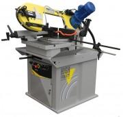 Scie à ruban manuelle 240 mm DG - Pour coupes de 0° à 60° à droite et 45° à gauche