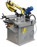 Scie à ruban semi automatique 240 mm G - Pour coupes de 0° à 60° à droite
