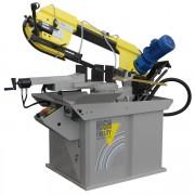 Scie à ruban semi automatique 260 mm G - Pour coupes de 0° à 60° à droite