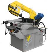 Scie à ruban semi automatique 305 mm DG - Pour coupes de 0° à 60° à droite et 45° à gauche