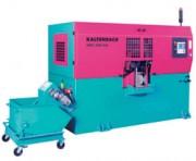 Scie automatique de production à haut rendement KBC 350 NA - Guidée sur deux colonnes