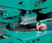 Scie circulaire universelle Serrage des matériaux rapide - Semi-automatique KKS 450 H