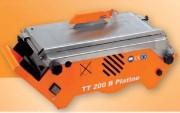 Scie de carreleur - Profondeur de coupe maxi à 90°/45° : 35mm / 30mm
