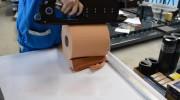 Scie de découpe papier - Pression de service : 6 bars