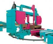 Scie semi automatique KBS 1001 DG - Grande flexibilité