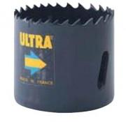Scie trépan bimétal profondeur de coupe 38 mm - Diamètres (mm) : de 14 à 70