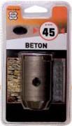 Scie trépan couronne - Diamètre (mm) : de 30 à 80