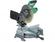 Scies à coupe sur table - Vitesse de rotation 5000 tr/min