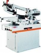 Scies à ruban avec commande manuelle bsm M 2 - Machines à scier / Coupes biaises