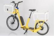 Trottinette électrique pour livraison - Autonomie : jusqu'à 40 Kms