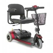 Scooter électrique 3 roues pour handicapé - Moteur 4 brosses