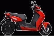 Scooter électrique occasion 50cc - Poids à vide : de 134 à 138 kg