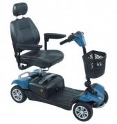 Scooter électrique PMR démontable - Scooter handicapés autonomie jusqu'à 50 km