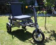 Scooters et fauteuils roulants électriques - Scooter électrique pour personnes à mobilité réduite