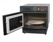 Séchage micro-ondes des échantillons - Contrôle de température infra-rouge