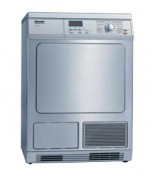 Sèche linge à condensation 6.5 Kg - Capacité : 6,5Kg - inox et blanc