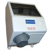 Sèche mains ABS temporisé pour salle de bain - Arrêt automatique - Puissance 2000W