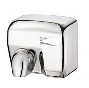 Sèche mains chrome brillant