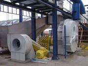 Sécheur broyeur industriel - Broyage jusqu'à 90 microns