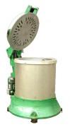 Sécheur centrifuge - Vitesse de rotation du panier : 300 - 600 tr/mn