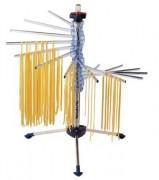 Séchoir à pâtes - 16 bras en polycarbonate d'une longueur de 20 cm