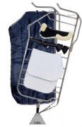 Séchoir de couvertures pour écurie - Jusqu'à 4 supports par système